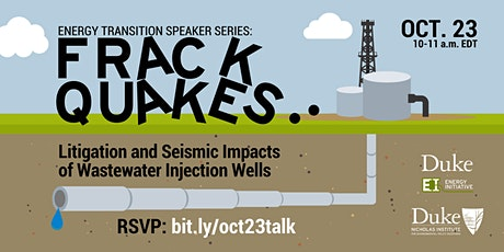 Frackquakes: Litigation and Seismic Impact of Wastewater Injection Wells tickets