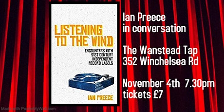 Listening to the Wind: Ian Preece in Conversation tickets