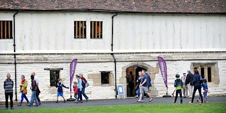 Llanthony Secunda Priory - November Open Day Mini-Tours tickets