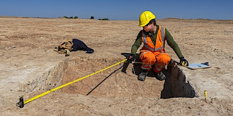 Introduction to HS2 Archaeology in Staffordshire and Cheshire tickets