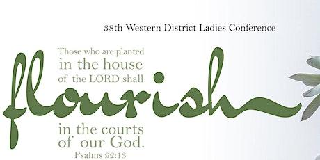 Flourish Ladies Conference tickets
