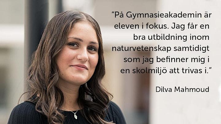 INSTÄLLT! Öppet Hus på Gymnasieakademin, 16/1, kl. 12.00-12.30 bild