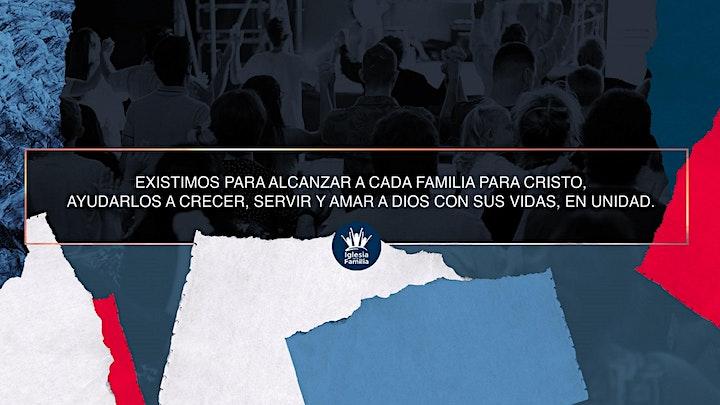 """Imagen de Reunión  en """"Iglesia de la Familia"""" (12 - 13 de Junio )"""