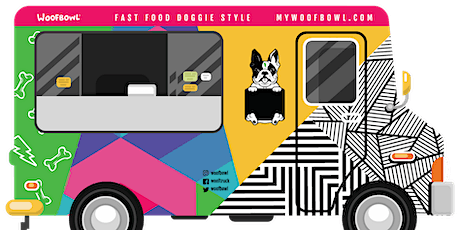 WoofBowl Dog Food Truck tickets