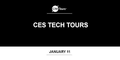CIM Tours Presents: CES Tech Tours tickets