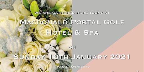 The Wedding Party at Macdonald Portal Hotel & Spa, Tarporley tickets