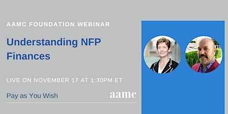 Understanding NFP Finances tickets