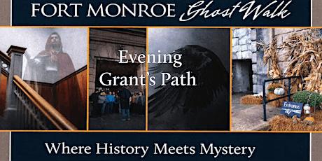 FMA Ghost Walk: Where History Meets Mystery Evening Program; Grant's Path tickets