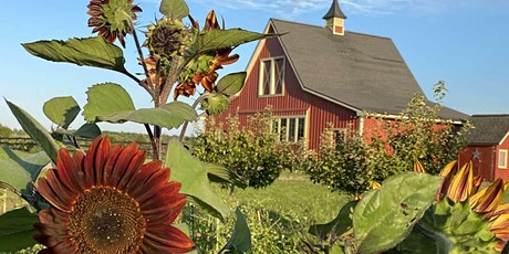 Farm Tour and Wine Pairing Lunch with Bos Wine and Aerie Restaurant tickets