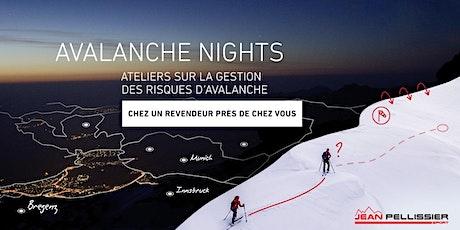 ORTOVOX AVALANCHE NIGHTS | Pellisier Martigny biglietti