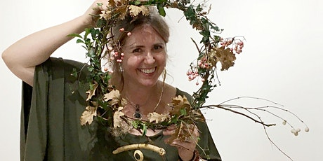 Wild Wreath Making Workshop, In-Person tickets