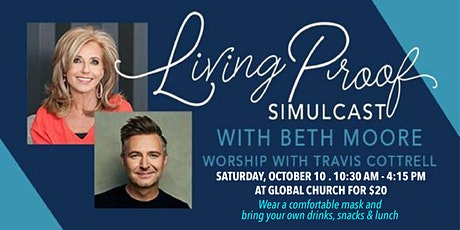Living Proof Ladies Simulcast With Beth Moore tickets