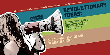 Revolutionary Ideas: online festival of resistance and socialism tickets