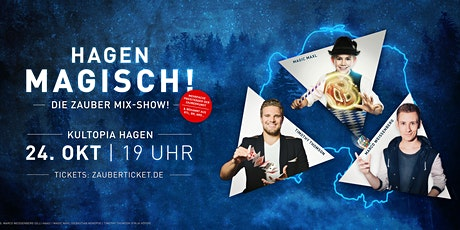HAGEN MAGISCH! Tickets