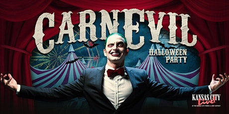 Halloween : CarnEVIL tickets