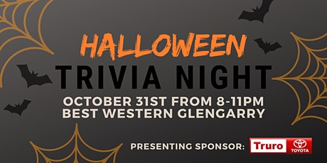 Halloween Trivia Night tickets