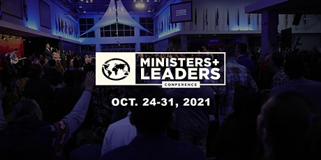 Fall Ministers' & Leaders' Conference 2021 tickets