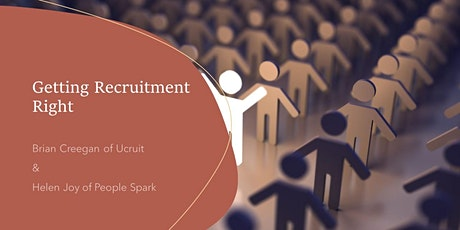 Getting Recruitment Right: Brand Management tickets