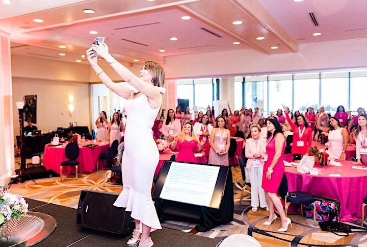 Imagen de Vestidito Rosa 2020: Encuentro Internacional Virtual -Unidas Tomando Acción