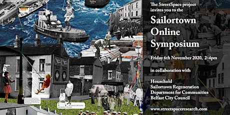 Future Sailortown Online Symposium 2020 tickets