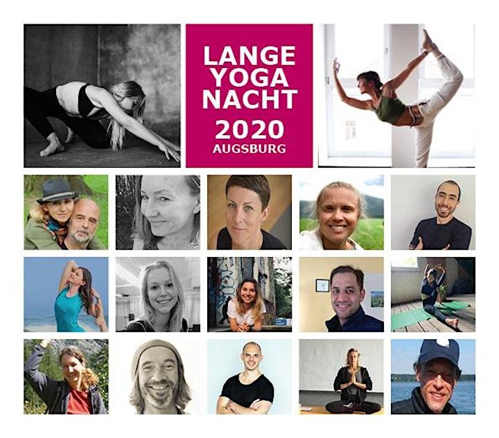 Die Lange Yoga Nacht 2020 – zum Entspannen, Gemeinschaft & Gesundheit: Bild