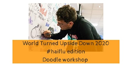 World Turned Upside Down Doodle workshop with Stephen Lee Hodgkins tickets