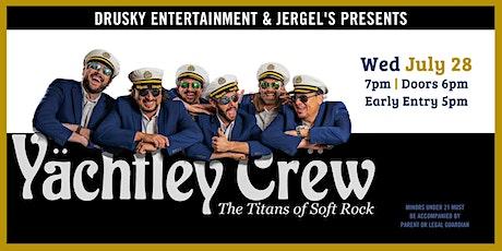 Yachtley Crew tickets