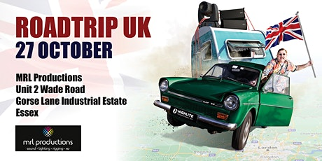 Highlite Road Trip UK @ MRL Productions