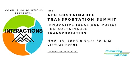 4th Sustainable Transportation Summit tickets