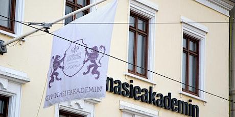 Öppet Hus på Gymnasieakademin, 16/1, kl. 13.00-13.30 biljetter