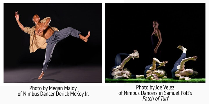Focus On Nimbus: Dance Photography by Megan Maloy and Joe Velez image