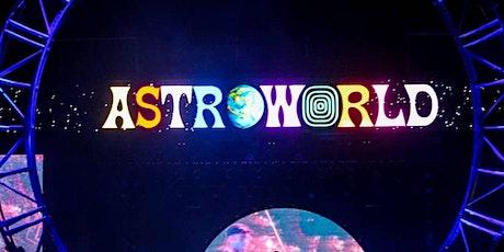 ASTROWORLD - Nottingham's  Biggest Hip-Hop Party tickets
