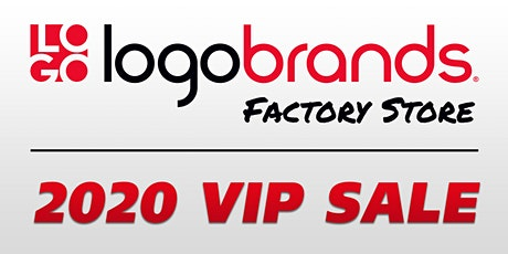 2020 Logo Brands VIP Shopping Event tickets