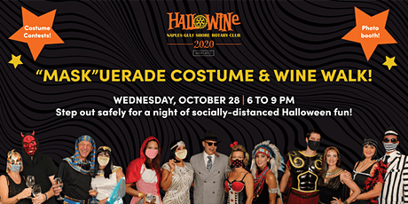 Hallowine 2020 tickets