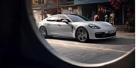 Presentazione nuova Porsche Panamera biglietti