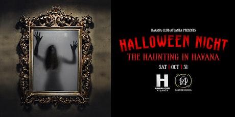 Havana Halloween Finale - The Haunting in Havana tickets