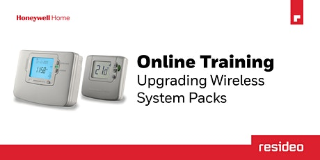 Online Training - Upgrading Wireless System Packs - 28.10.20 tickets