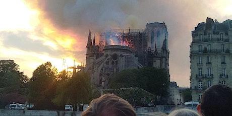 Rencontre autour du chantier de Notre-Dame de Paris billets