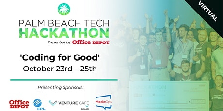 Palm Beach Tech Hackathon | 'Code for Good' tickets