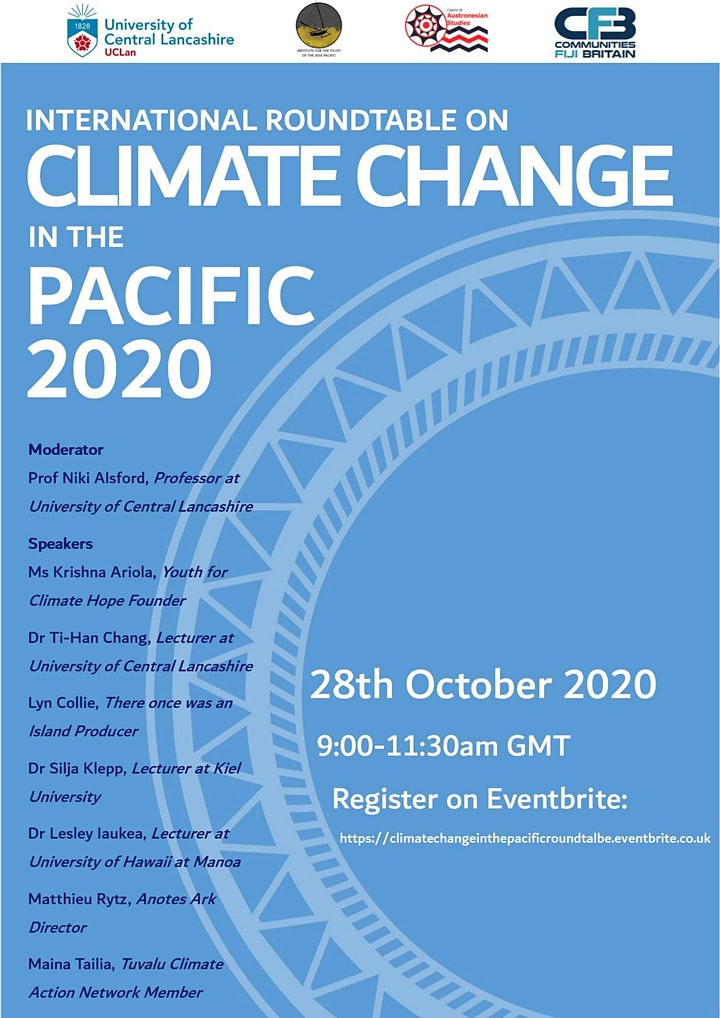 The International Roundtable on Climate Change in the Pacific image