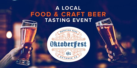 Oktoberfest 2020 - Food & Beer Celebration tickets
