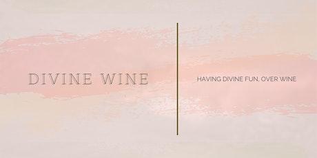 Divine Wine tickets