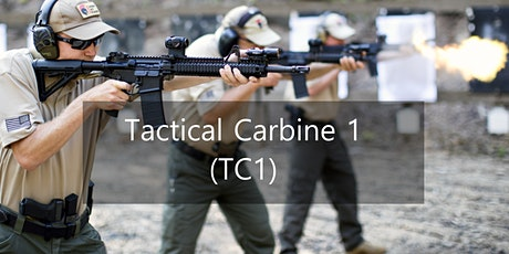 Tactical Carbine 1 (TC1) Dec 5, 2020 tickets