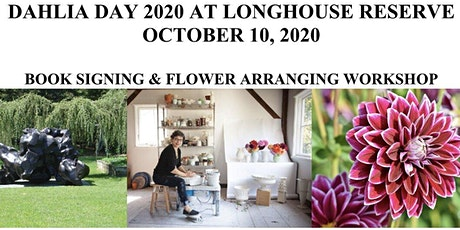 DAHLIA DAY 2020 AT LONGHOUSE RESERVE tickets