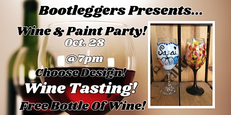 Wine & Paint Party tickets