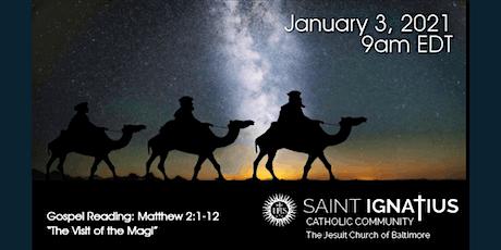 Sunday Mass - January 3, 2021 tickets