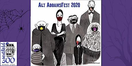 AddamsFest Trail of Terror tickets