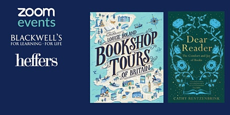For the Love of Books with Cathy Rentzenbrink & Louise Boland  TICKET ONLY tickets