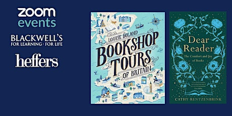 For The Love of Books with Cathy Rentzenbrink & Louise Boland TICKET + BOOK tickets