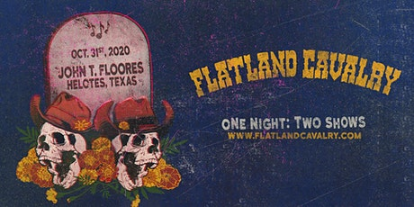 FLATLAND CAVALRY - Late Show tickets